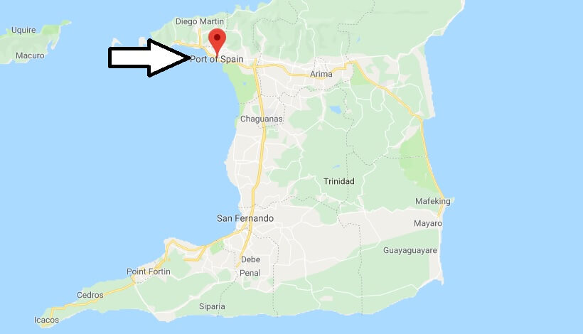 Was ist die Hauptstadt von Trinidad und Tobago