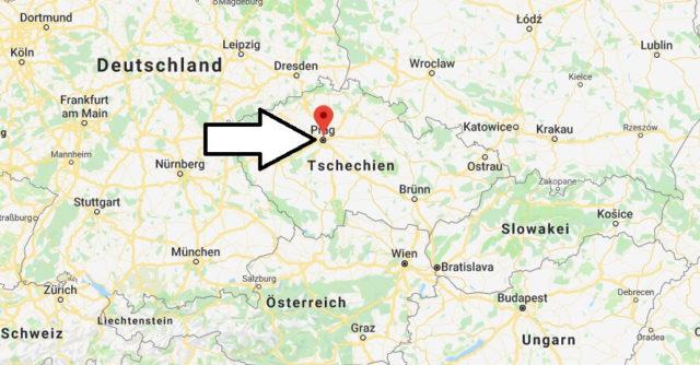 Was ist die Hauptstadt von Tschechische Republik