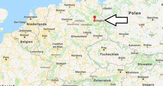 Wo liegt Berlin-Steglitz? Wo ist Berlin-Steglitz? in welchem Land
