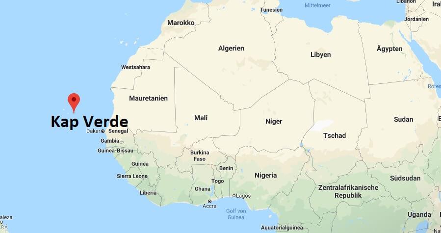 Wo Liegt Kapverden Karte.Wo Liegt Kap Verde Wo Ist Kap Verde In Welchem Land Welcher