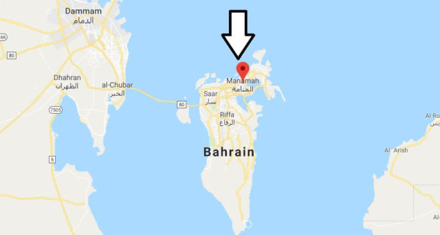 Wo liegt Manama Wo ist Manama in welchem land liegt Manama