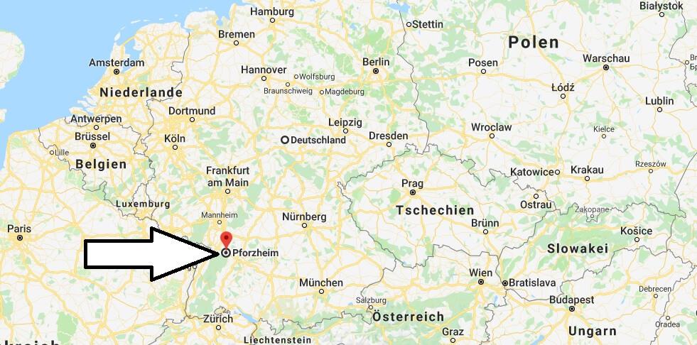 Einwohner Pforzheim