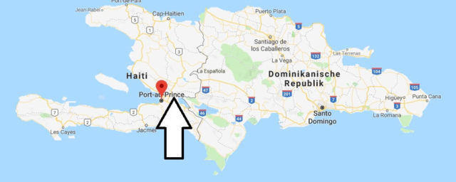 Wo liegt Port-au-Prince? Wo ist Port-au-Prince? in welchem land liegt Port-au-Prince
