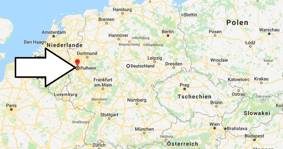 Wo liegt Pulheim? Wo ist Pulheim? in welchem Land