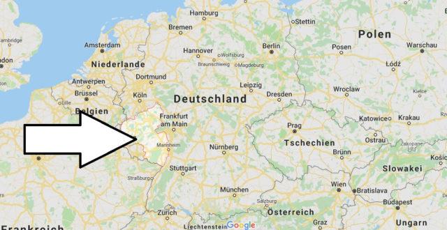 Zu Welchem Bundesland Gehört Karlsruhe