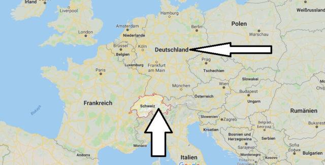 Wo liegt Schweiz? Wo ist Schweiz? in welchem Land? Welcher Kontinent ist Schweiz?