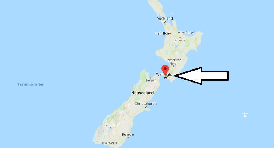 Wo liegt Wellington? Wo ist Wellington? in welchem land liegt Wellington