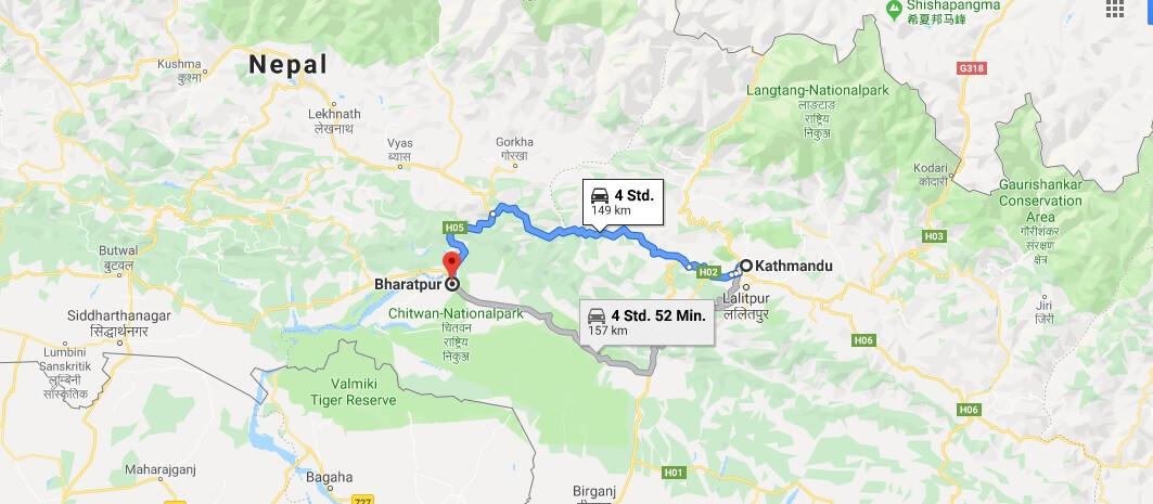 Wo liegt Bharatpur? Wo ist Bharatpur? in welchem land liegt Bharatpur