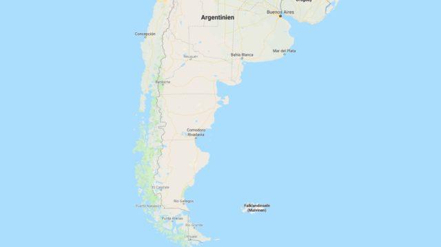 Wo liegt Patagonien? Wo ist Patagonien? in welchem land liegt Patagonien