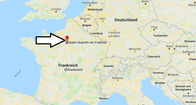 Wo liegt Saint-Quentin-En-Yvelines? Wo ist Saint-Quentin-En-Yvelines? in welchem land liegt Saint-Quentin-En-Yvelines