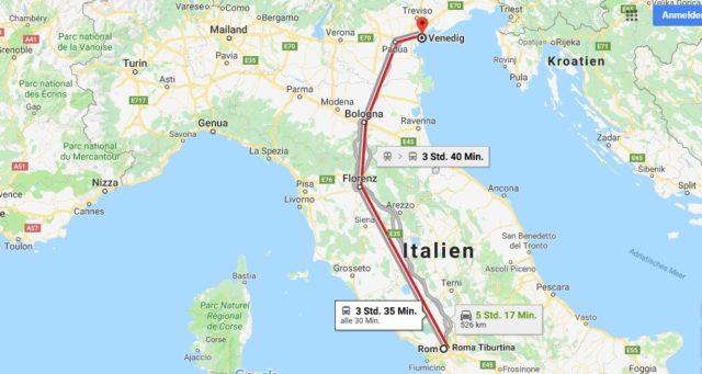 Wo liegt Venedig? Wo ist Venedig? in welchem land liegt Venedig