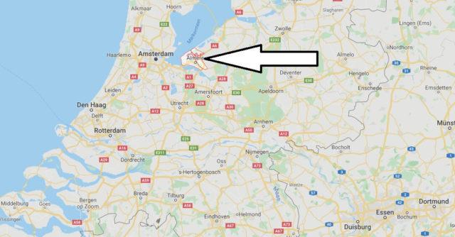 Wo liegt Almere Stad? Wo ist Almere Stad? in welchem land liegt Almere Stad