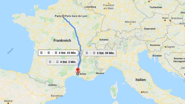 Wo liegt Arles? Wo ist Arles? in welchem land liegt Arles