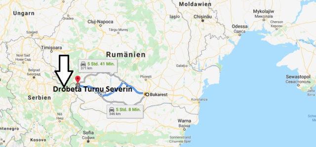Wo liegt Drobeta Turnu Severin? Wo ist Drobeta Turnu Severin? in welchem land liegt Drobeta Turnu Severin