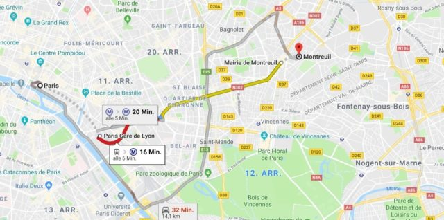 Wo liegt Montreuil? Wo ist Montreuil? in welchem land liegt Montreuil