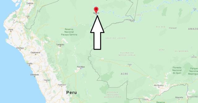 Wo liegt Iquitos? Wo ist Iquitos? in welchem land liegt Iquitos