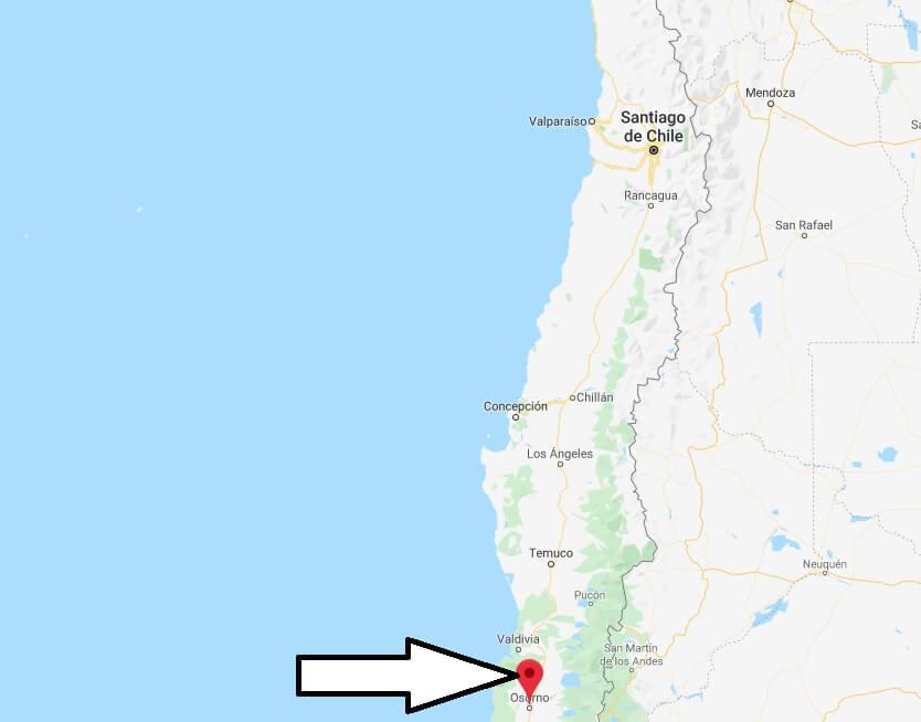 Wo liegt Osorno? Wo ist Osorno? in welchem land liegt Osorno