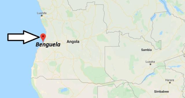 Wo liegt Benguela? Wo ist Benguela? in welchem land liegt Benguela