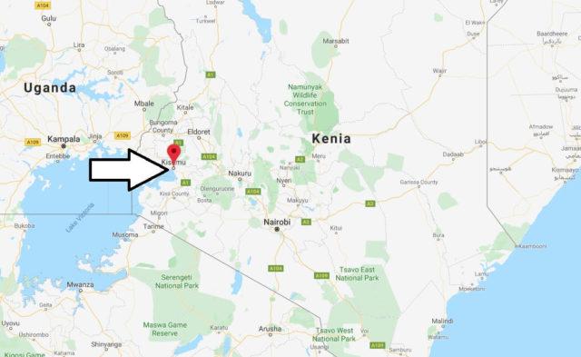Wo liegt Kisumu? Wo ist Kisumu? in welchem land liegt Kisumu
