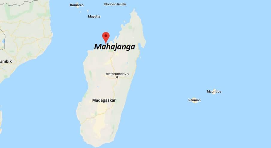 Wo liegt Mahajanga? Wo ist Mahajanga? in welchem land liegt Mahajanga