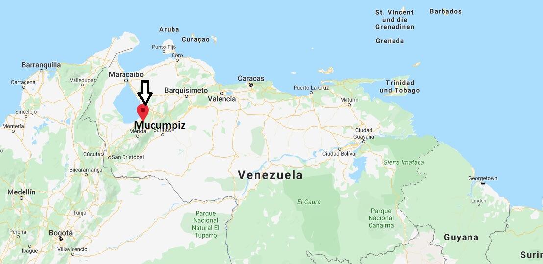 Wo liegt Mucumpiz? Wo ist Mucumpiz? in welchem land liegt Mucumpiz
