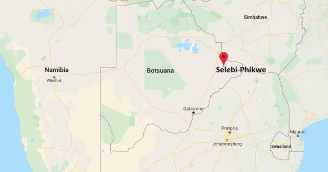 Wo liegt Selebi-Phikwe? Wo ist Selebi-Phikwe? in welchem land liegt Selebi-Phikwe