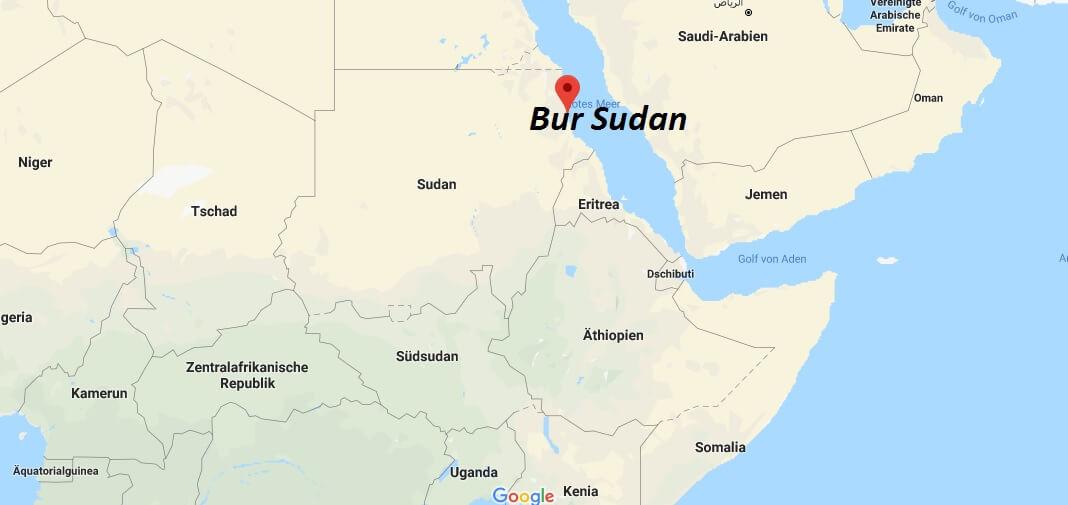 Wo liegt Bur Sudan? Wo ist Bur Sudan? in welchem land liegt Bur Sudan