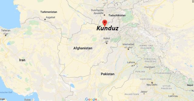 Wo liegt Kunduz? Wo ist Kunduz? in welchem land liegt Kunduz