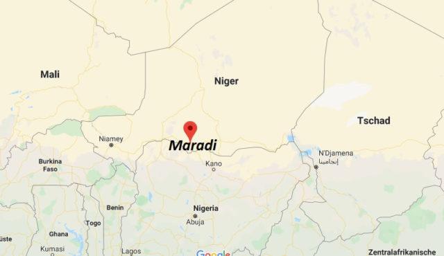Wo liegt Maradi? Wo ist Maradi? in welchem land liegt Maradi