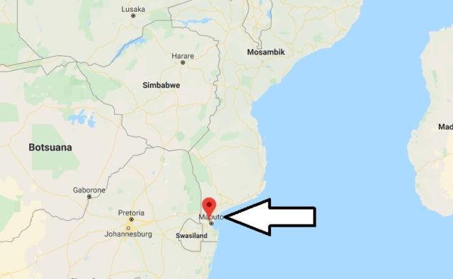 Wo liegt Matola? Wo ist Matola? in welchem land liegt Matola