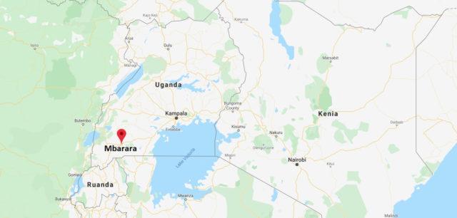 Wo liegt Mbarara? Wo ist Mbarara? in welchem land liegt Mbarara