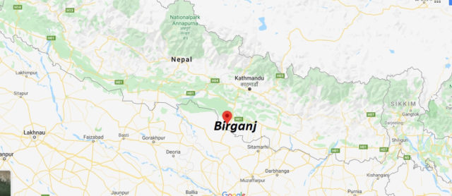 Wo liegt Birganj? Wo ist Birganj? in welchem land liegt Birganj