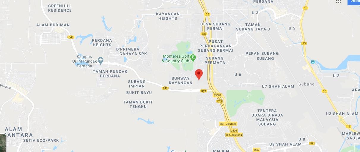 Wo liegt Kampung Baru Subang? Wo ist Kampung Baru Subang? in welchem land liegt Kampung Baru Subang