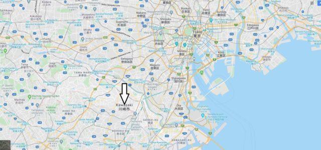 Wo liegt Kawasaki? Wo ist Kawasaki? in welchem land liegt Kawasaki