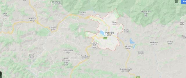 Wo liegt Pokhara? Wo ist Pokhara? in welchem land liegt Pokhara