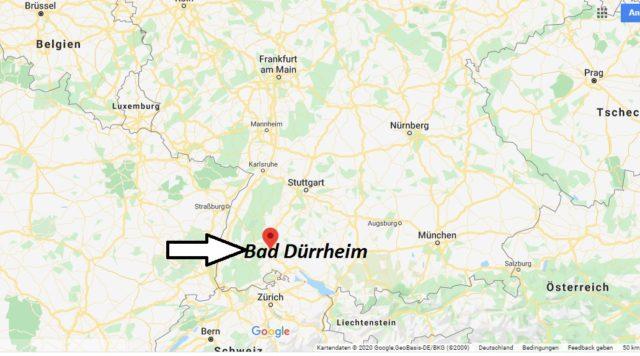 Wo Ist Bad KiГџingen