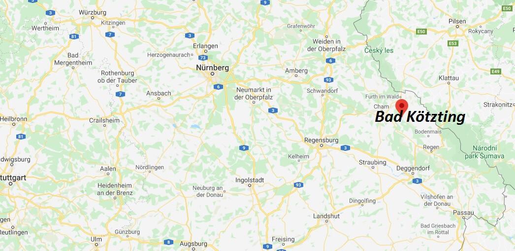 93444 Bad Kötzting