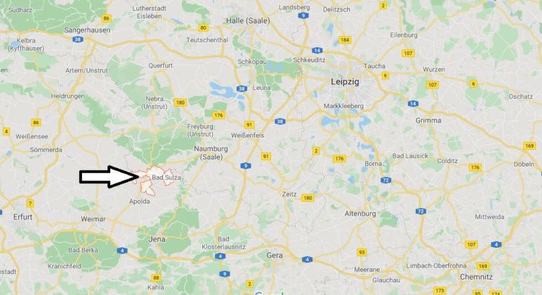 Wo Liegt Jena