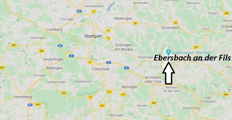 Ebersbach Fils Plz