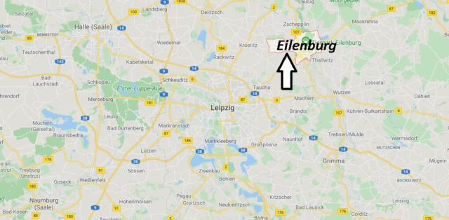 Wo liegt Eilenburg (04838)? Wo ist Eilenburg