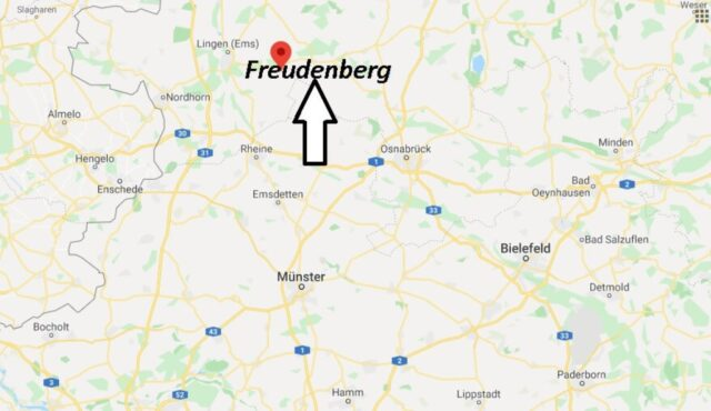 Wo liegt Freudenberg (Baden-Württemberg)? Wo ist Freudenberg (Baden-Württemberg)