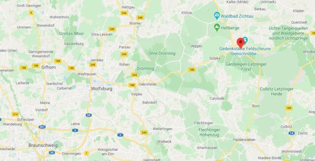 Wo liegt Gardelegen (39638)? Wo ist Gardelegen