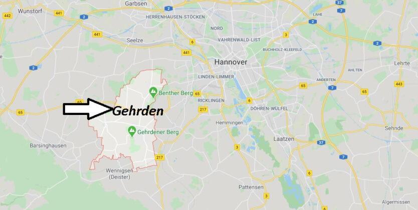 Post Gehrden