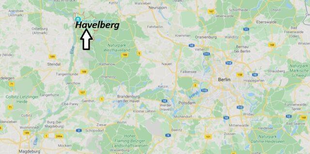 Wo liegt Havelberg (39539)? Wo ist Havelberg