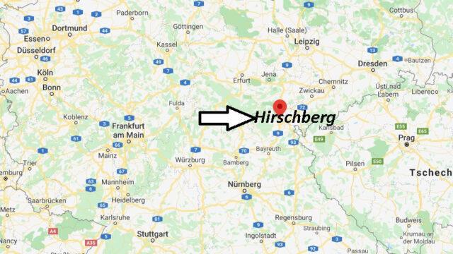 Wo liegt Hirschberg (83708)? Wo ist Hirschberg