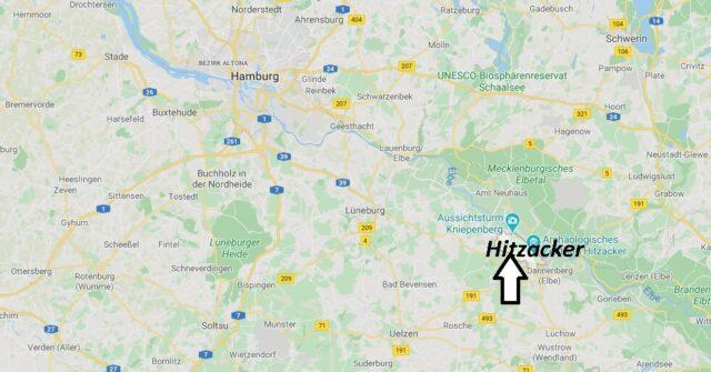 Wo liegt Hitzacker (29456)? Wo ist Hitzacker