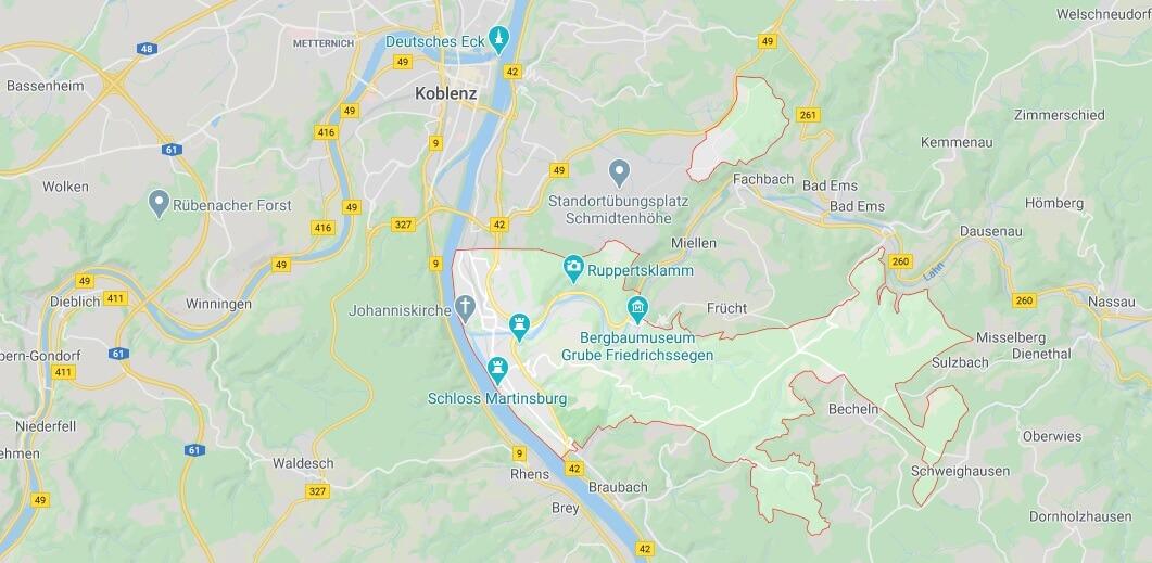 56112 Rheinland Pfalz Lahnstein