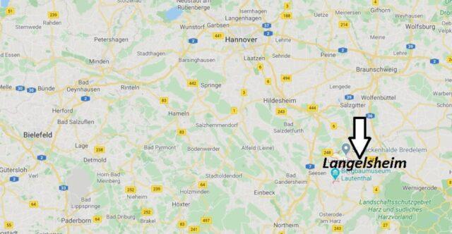 Wo liegt Langelsheim (38685)? Wo ist Langelsheim