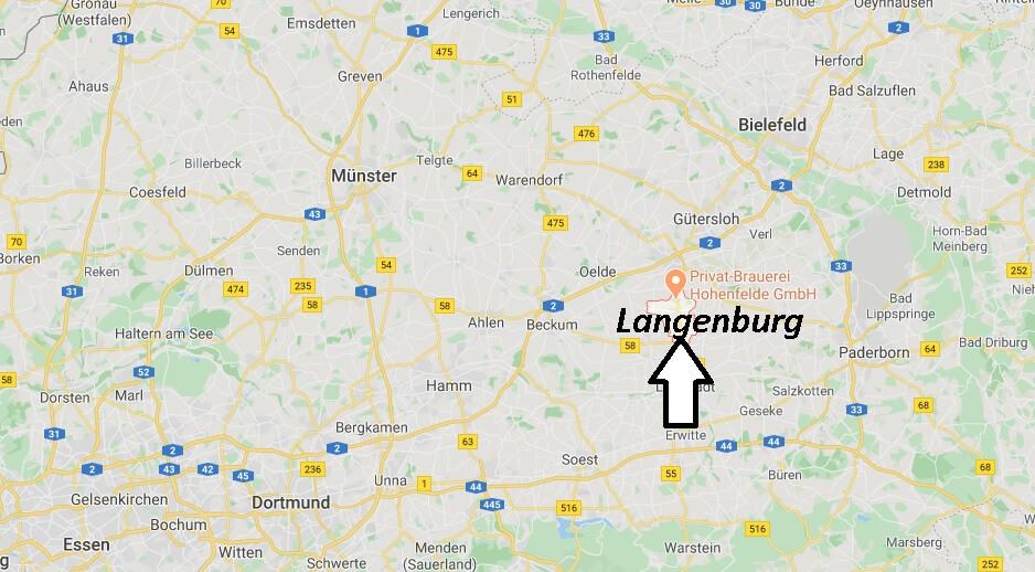 Wo liegt Langenburg (74595)? Wo ist Langenburg