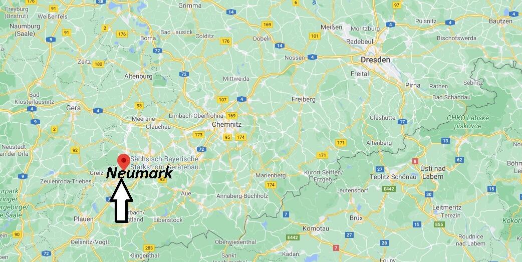 Stadt Neumark